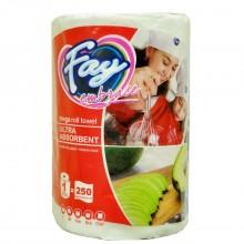 FAY MEGA ROLL PAPER TOWEL 250s