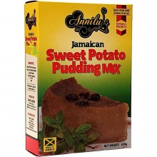 ANNILU SWT POTATO PUDDING MIX 426g