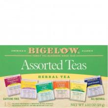 BIGELOW TEA 6 HERB ASST 18s