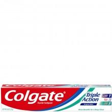 COLGATE T/PASTE TRIPLE ACTION 8oz