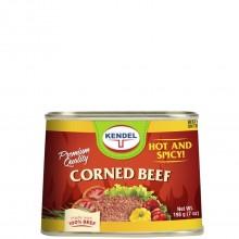 KENDEL CORNED BEEF SPICY 7oz