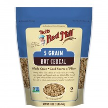 BOBS RED MILL CEREAL 5 GRAIN 16oz