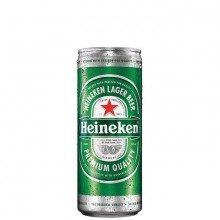HEINEKEN SLIMLINE CAN 250ml