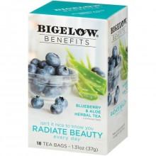 BIGELOW TEA BENEFITS RADIATE BEAUTY 18s