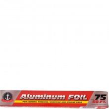 ANCHOR BRAND ALUMINUM FOIL 75sqft