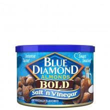 BLUE DIAMOND ALMOND SALT&VIN 170g
