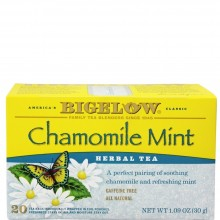 BIGELOW TEA CHAMOMILE MINT 20s