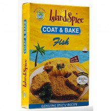 ISLAND SPICE COAT & BAKE FISH 8oz