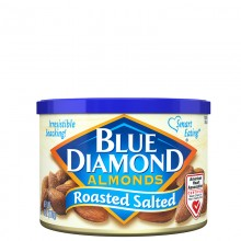 BLUE DIAMOND ALMOND RSTD SALTED 170g