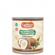 CARIB DREAMS CONDENSED COCONUT MILK 330g