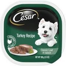 CESAR CLASSIC TURKEY 100g