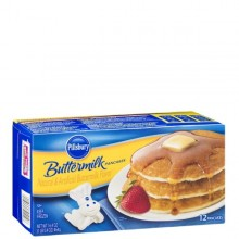 PILLSBURY PANCAKES BUTTERMILK 465g