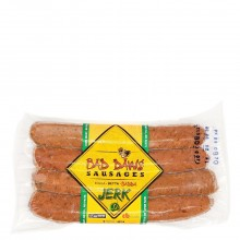 BAD DAWG SAUSAGE JERK 450g