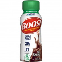 BOOST HIGH PROTEIN CHOCOLATE 8oz
