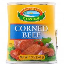 CARIB CHOICE CORNED BEEF 12oz