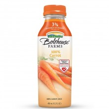 BOLTHOUSE 100% CARROT 450ml