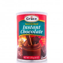 GRACE CHOCOLATE INSTANT 6oz