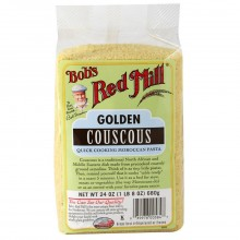 BOBS RED MILL GOLDEN COUSCOUS 24oz