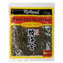 ROLAND SEAWEED ROASTED DRIED 10ct 1oz