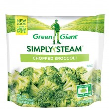 GREEN GIANT STMRS CHOP BROCCOLI 283g