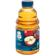 GERBER 1 JUICE APPLE 946ml