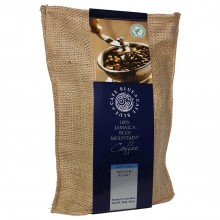 CAFE BLUE 100% JBM COFFEE GROUND 16oz