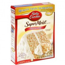BETTY CRKR CAKE CHERRY CHIP 432g