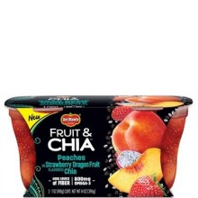 DEL MONTE FRT&CHIA PEACH S/BERRY 2.7oz