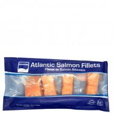 GOURMAR ATLNTC SALMON FILLET W/SKIN 567g