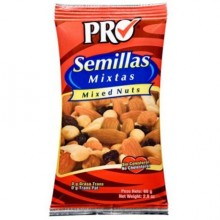 PRO MIXED NUTS 80g