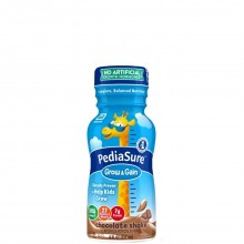 PEDIASURE ORIGINAL CHOCOLATE 8oz