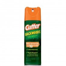 CUTTER INSECT REPELLENT BACKWOODS 6oz
