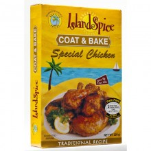 ISLAND SPICE COAT & BAKE CHICKEN 8oz