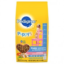 PEDIGREE PUPPY COMP NUTR CHIC/VEG 3.5lb