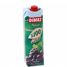 DIMES RED GRAPE JUICE 1L