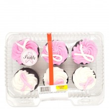 CUPCAKES ICED ASSORTED 6pk