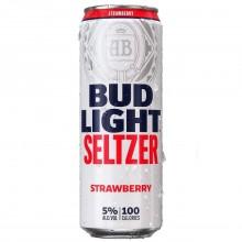 BUD LIGHT SELTZER STRAWBERRY 12oz