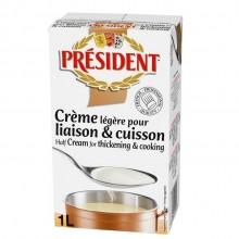 PRESIDENT COOKING CREAM 1L