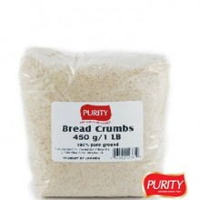 PURITY BREAD CRUMBS 1lb
