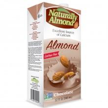NATURALLY ALMOND CHOCOLATE 32oz