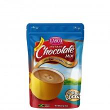 LASCO INSTANT CHOC W/NUTMEG POUCH 8oz