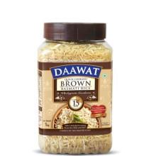 DAAWAT BASMATI BROWN RICE 1kg