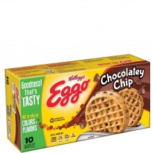 EGGO WAFFLES CHOCOLATE CHIP 348g