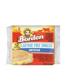 BORDEN CHEESE LACTOSE FREE 8oz