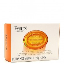 PEARS SOAP PLANT OILS GOLD 125g