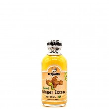 BENJAMINS FLAVOUR GINGER EXTRACT 60ml