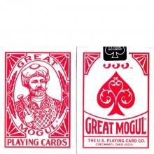 GREAT MOGUL PLAYING CARDS set