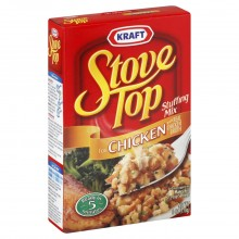 STOVE TOP CHICKEN STUFFING MIX 6oz