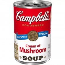 CAMPBELLS CREAM OF MUSHROOM 10.75oz