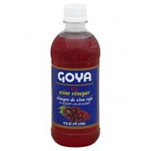 GOYA VINEGAR RED WINE 16oz